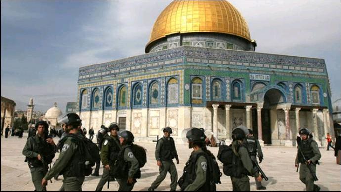 İsrail Mescid-i Aksa'nın tüm kapılarını kapattı: 1 Filistinli öldürüldü