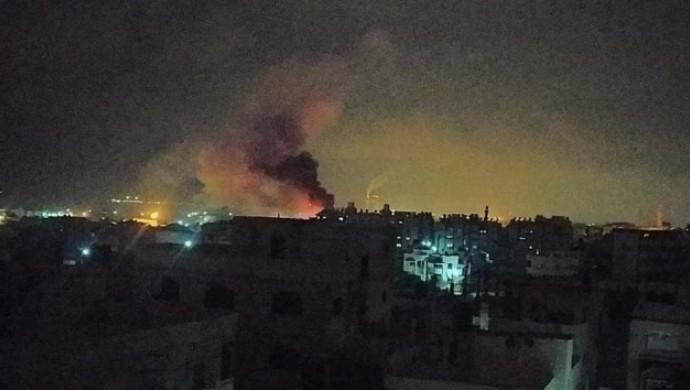 İsrail: Suriye'den 3 roket atıldı