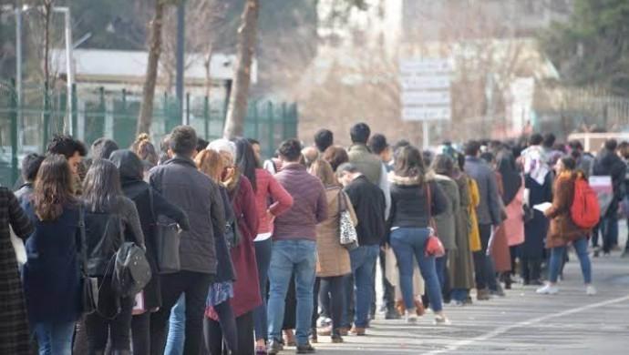 İşsizlik sayısı 4 milyon 396 bin kişiye yükseldi