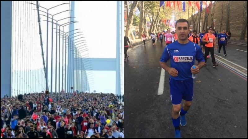 İstanbul Maratonu'nda rekor kırıldı