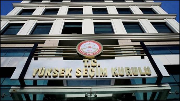 İstanbul seçim yasakları bugün itibariyle başladı