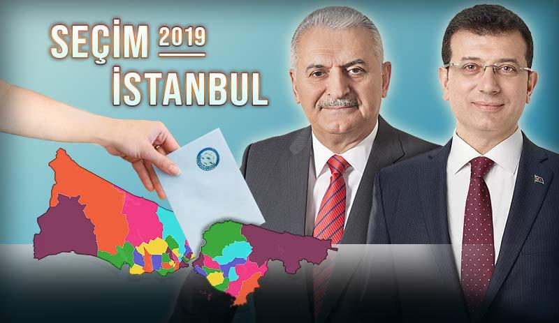 İstanbul seçimini yeniden yaptı, sayım başladı