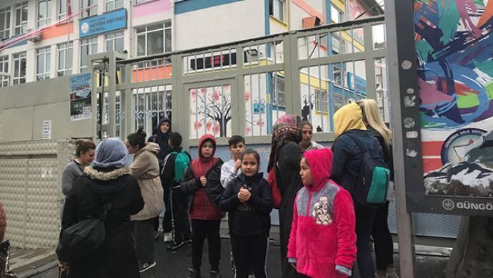 İstanbul'da 6 okul daha boşaltılacak