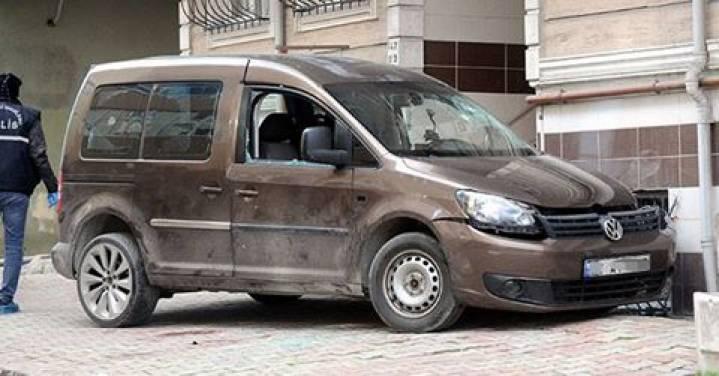 İstanbul'da polis araç taradı iddiası
