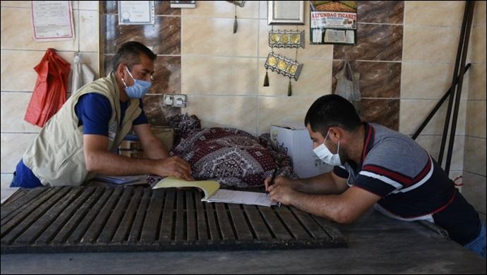 İşte Urfa'da şu ana kadar kesilen koronavirüs cezaları!