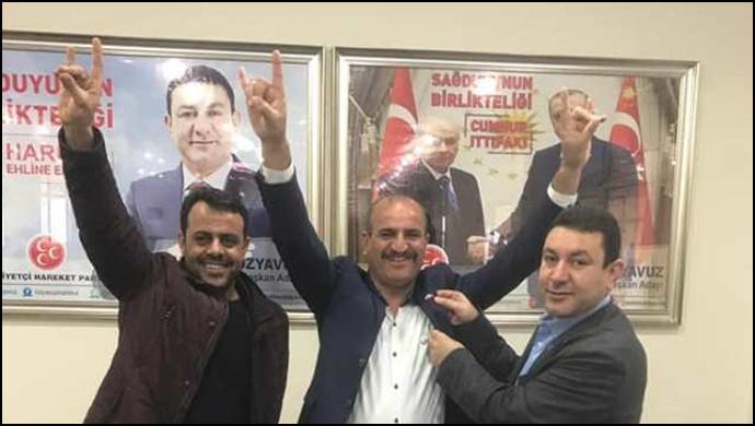 İyi Parti'den istifa edip Özyavuz'a destek oldu