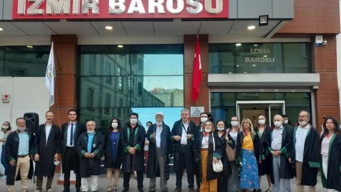 İzmir Barosu'ndan Bakan Yanık'a istifa çağrısı
