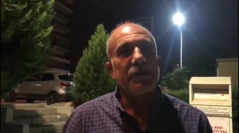 İzmir Şanlıurfa Federasyonu Başkanı Mızraklı: Olumsuz hareket tarafımıza intikal etmedi-(VİDEO)