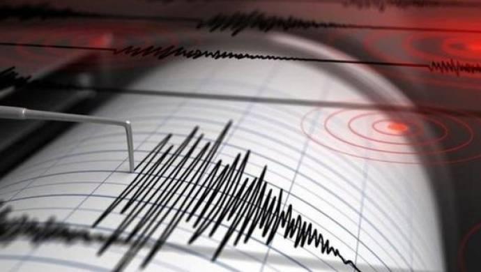 İzmir'de 4,8 büyüklüğünde deprem meydana geldi