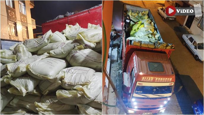 JASAT ekiplerinden dev operasyon: Tam tamına 22 ton yakalandı