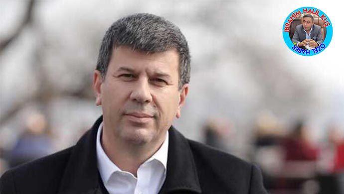 Kadıköy Belediye Başkanı Odabaşı: Siverek benim belediyeciliği öğrendiğim yer