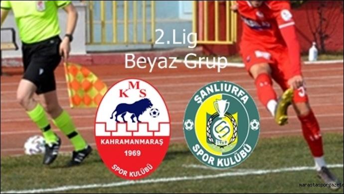 Kahramanmaraşspor - Şanlıurfaspor maçının hakemleri açıklandı