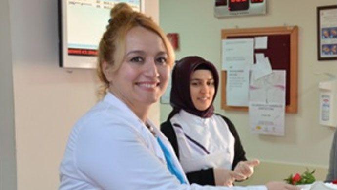 Kamu Hastaneleri Başkan Yardımcısı Uzman Doktor Kurt'un acı günü