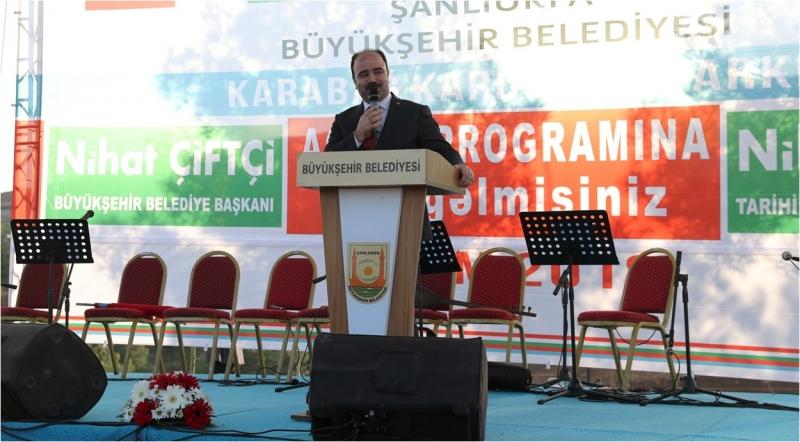 Karabağ Kardeşlik Parkı Hizmete Açıldı