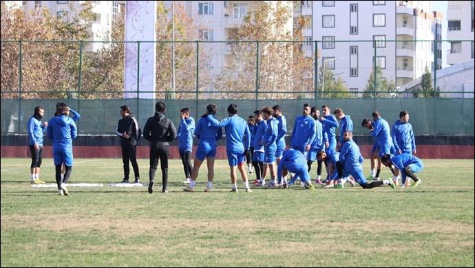 Karaköprü Belediyespor'da Hedef mutlak galibiyet