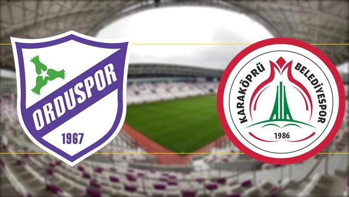 Karaköprü Belediyespor maçının hakemleri belli oldu