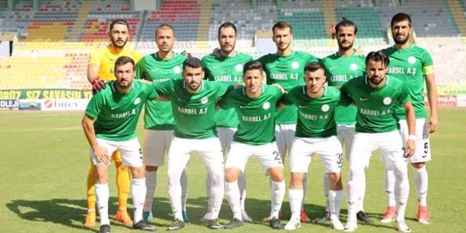 Karaköprü Belediyespor Erzinspor'a Gol Yağdırdı:5-1