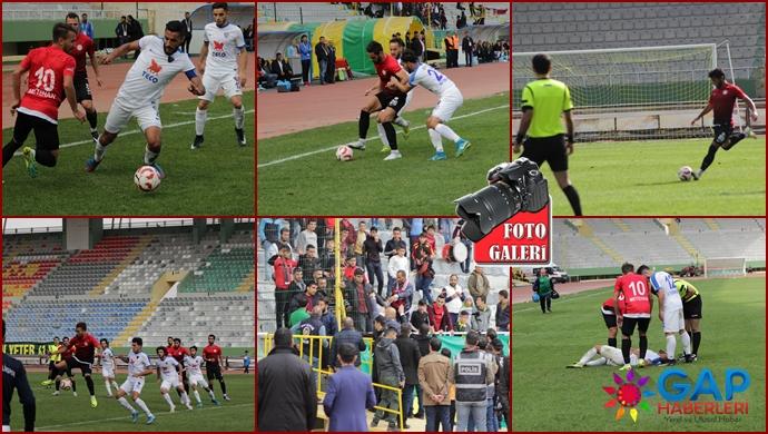 Karaköprü Belediyespor:0 Karacabey Birlikspor :0