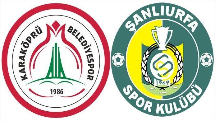 Karaköprü Belediyespor ve Şanlıurfaspor maçları hangi kanalda saat kaçta?