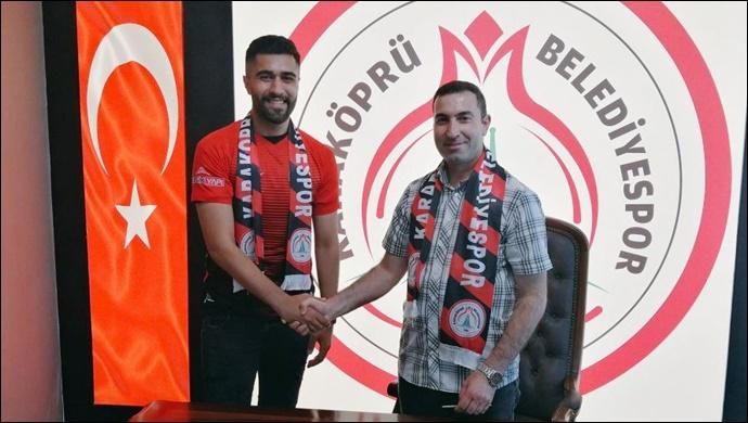Karaköprü Belediyespor'dan bir transfer daha: Kaleye yeni takviye