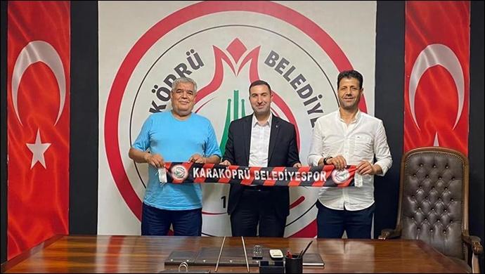 Karaköprü Belediyespor'da teknik direktör ve sportif direktör değişikliği!
