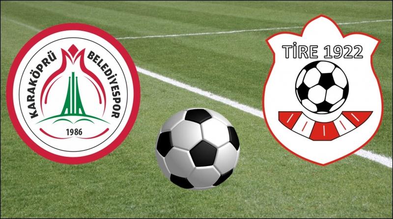 Karaköprü Belediyespor Evinde Mağlup 0-1