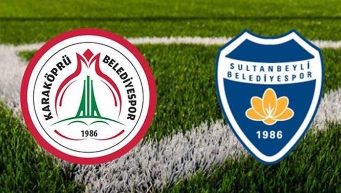 Karaköprü Belediyespor-Sultanbeyli maçının hakemleri belli oldu
