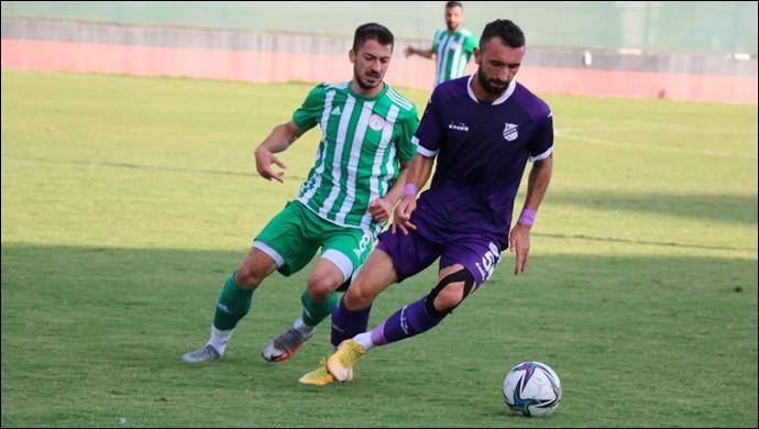 Karaköprü Belediyeyespor- Orduspor : 1-1