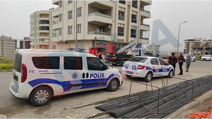 Karaköprü'de yangın: 1 kadın hayatını kaybetti, 1 çocuk yaralandı
