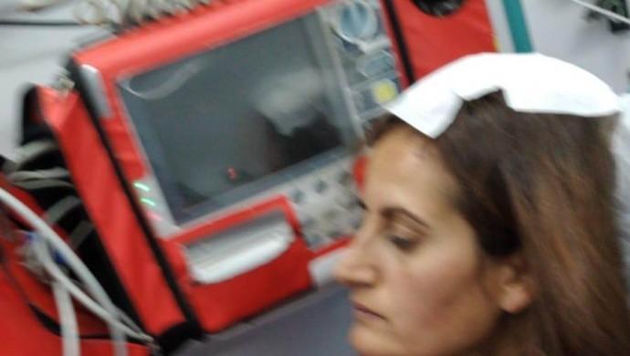 Karlıova'da kavga: Bir kadın yaralandı