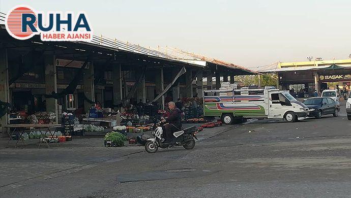 Kısıtlamada Urfa'da Hal Pazarı açık olacak mı? İşte o sorunun yanıtı