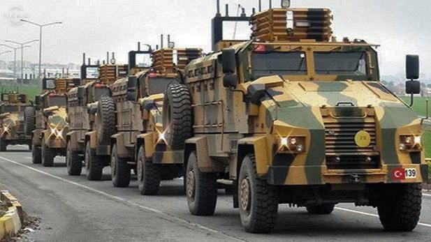 Kobani'nin karşısında askeri hareketlilik sürüyor