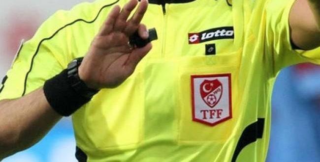 Kocaelispor - Şanlıurfaspor maçını yönetecek hakemler açıklandı