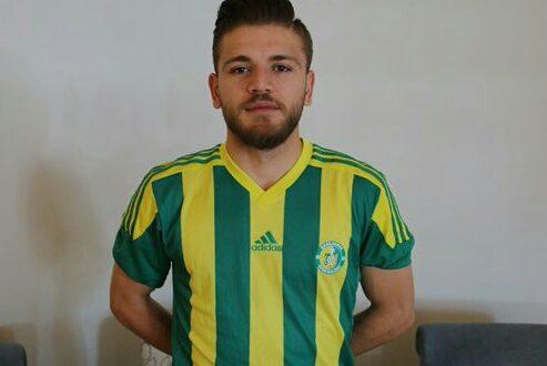 Konyasporlu İsmail Güven Şanlıurfaspor'da