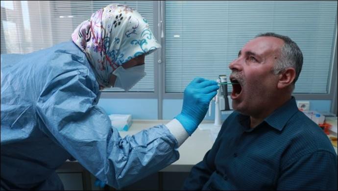 Koronavirüs testi 15 dakikada sonuçlanacak