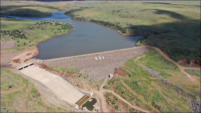 Külhan Barajı Siverek  Ekonomisine Katkı Sağlayacak