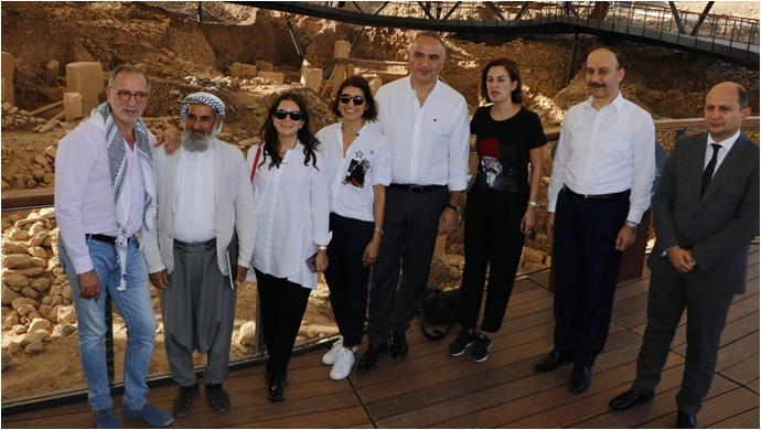Kültür ve Turizm Bakanı Urfa'da