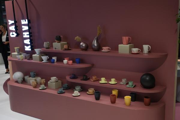 Kütahya Porselen, Hostech by tusid fuarı'ndaydı