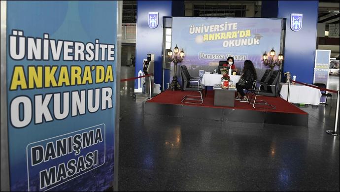Mansur Yavaş üniversite Öğrencilerine Umut Oldu