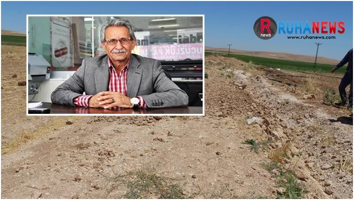 Mardin İle Urfa'da Kuraklık Endişesi