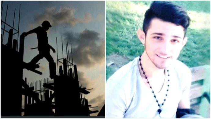 Mardin Kızıltepe'de iş cinayeti