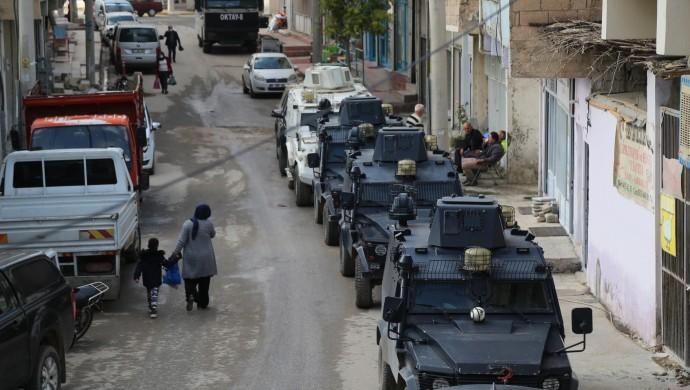 Mardin'de 30 günlük eylem ve etkinlik yasağı