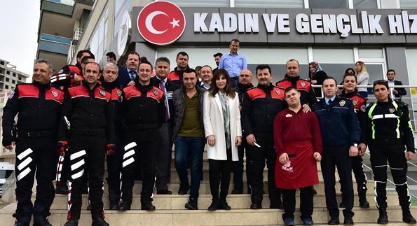 Mardin'de funda arar kasırgası
