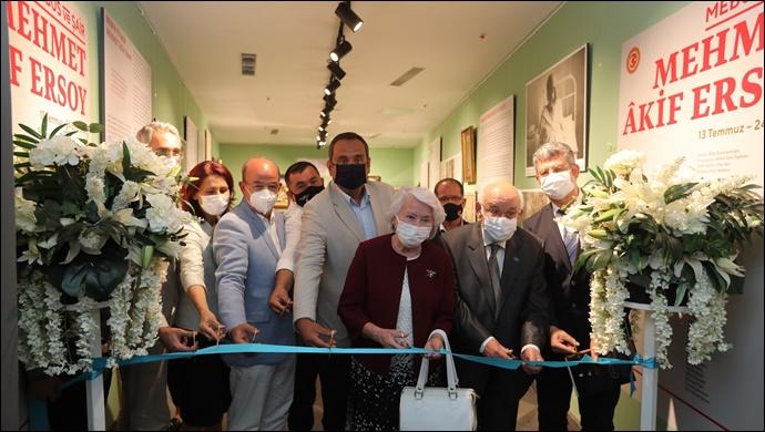 Mebus ve Şair Mehmet Akif Ersoy Sergisi Ziyarete Açıldı