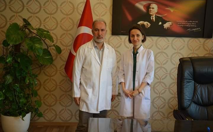 Mehmet Akif İnan Hastanesi'nin başhekimi belli oldu
