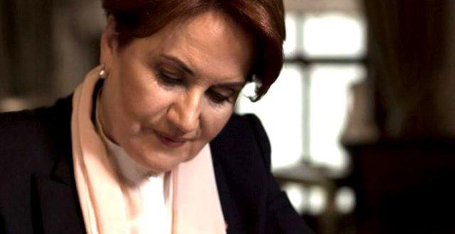 Meral Akşener'in Urfa programı iptal oldu