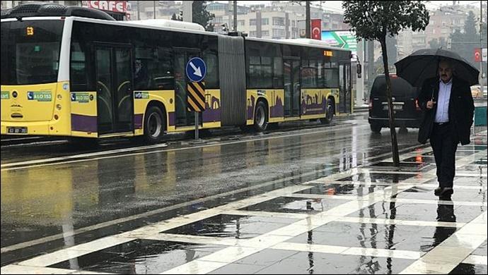 Meteoroloji Genel Müdürlüğü açıkladı: En az Urfa'ya düştü