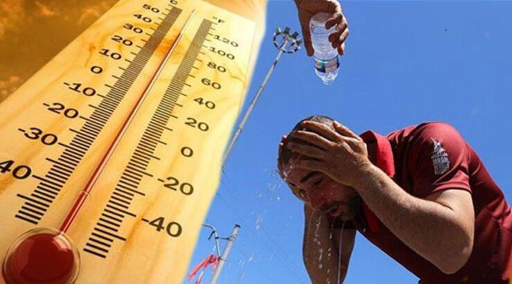 Meteoroloji, sıcaklık artışına karşı Şanlıurfa'yı sarı kodla uyardı