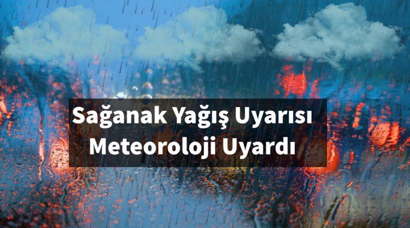Meteoroloji Uyardı! Şanlıurfa İçin Fırtına ve Kuvvetli Yağmur Geliyor…