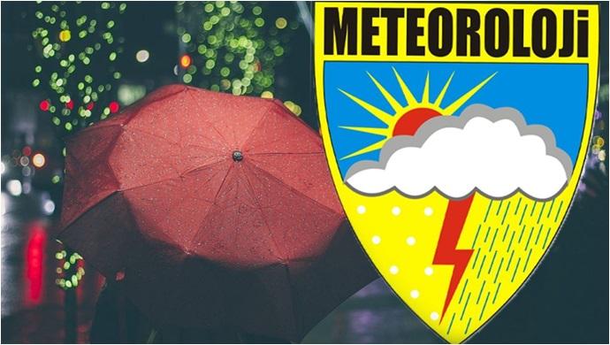 Meteoroloji'den 69 il için sarı ve turuncu kodlu uyarı: Aralarında Urfa'da var!